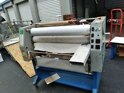 Gbc 42 Falcon Hot / Cold Laminator Great For Large Forma Local Pick-up Only