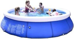 Inflatable Swimming Pools Above Ground Portable Outdoor Backyard Easy Set Blow