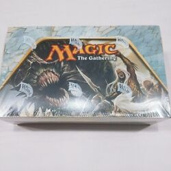 Scars Of Mirrodin Booster Box Box Tdc Japanese Version 2010 249 Cards Game