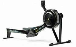 Concept2 Model D Indoor Rowing Machine With Pm5 Performance Monitor In Hand