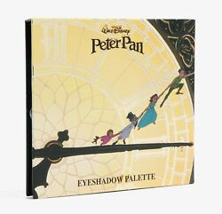 Disney Peter Pan Eyeshadow Palette 12 Shimmer And Matte Shades New
