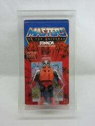 Motu,vintage,stinkor,clear,masters Of The Universe,moc,sealed,unpunched,he-man