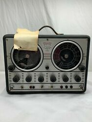Vintage Triplett Tv-fm Sweep Generator And Maker - Model 3434-a - Parts / Repair