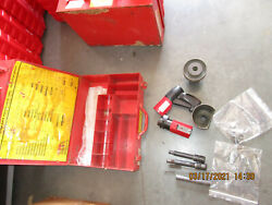 Hilti Dx-600n Heavy Duty Powder Actuated Nail And Stud Gun Kit Mint Andcombo 814