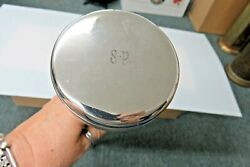 Antique Sterling Silver Compact Cane C 1900and039s