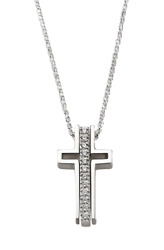 NEW Trinity Cross Collection #x27;HOPE#x27; with Necklace TCN001 $19.99