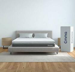 Emma Mattress 12 Memory Foam Mattress Medium Firm