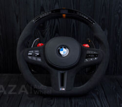 Bmw M8 M5 X5m F90 G80 M3 M4 X4m X6m G15 Performance Steering Wheel Competition