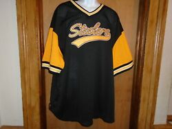 Pittsburgh Steelers Mitchell And Ness Men's Throwbacks Jersey 2xlt 3xlt 3xlb Nwt