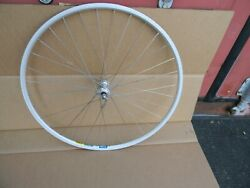 Mavic 195 700c Front Wheel Campagnolo 32 Hole Hub And Skewer New Price