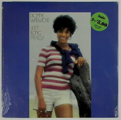Sealed Original Dionne Warwick Just Being Myself Lp W/ Youand039re Gonna Need Me 1973