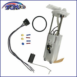 Gas Fuel Pump And Sending Unit W/ Crimping Tool For Blazer S10 Gmc Jimmy S-15 4.3l