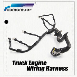 Oe Member 51254136417 Engine Wiring Cable Harness For Man Bus Neoplan Tga Tgl