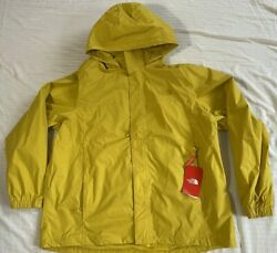 The North Face Men#x27;s Resolve 2 Rain Jacket Sz. XXL NWT $85.00