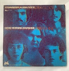The Strawberry Alarm Clock Good Morning Starshine 1968 LP UNI73054