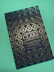 Cassandra Clare - Waterstones Runes Lost Book Of The White Edition. Brand New