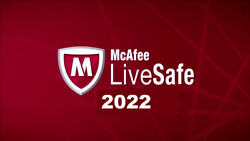 Mcafee Livesafe 2021 One Device 12 Month License New And Existing Customers