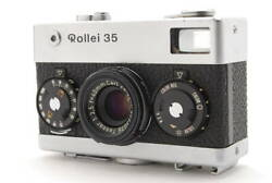 [ab-product] Rollei 35 Silver Germany Early Model Made In Germany 10035