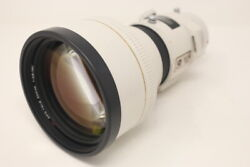 Minolta Af Apo Tele 300mm F / 2.8 With Lens And Soft Case