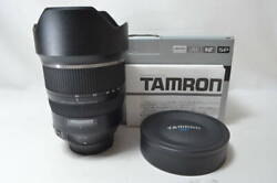 853 [new Class Finest] Tamron Large Aperture Ultra Wide Angle Zoom Lens Sp 15-30