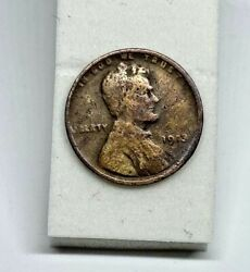1913 Wheat Penny Errors Collector's Coin