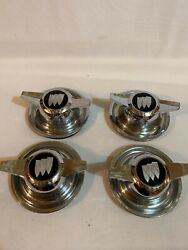 1963 1964 1965 Buick Riviera Turbine Wheel Cover Spinners Knock Off Hub Cap Nos