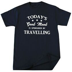 Vacation T-shirt Travel Summer Outdoor Adventures Travelling Lover Funny Gift