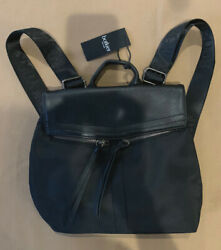 BOTKIER New York Black Trigger Backpack Bag Purse New w Tags FREE SHIPPING $14.50