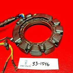 Mercury Outboard Stator Stater 75 90 100 115 125hp 2 Stroke 4 Cylinder 6 Wire