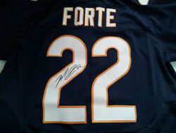 Nike On Field Chicago Bears 22 Forte Signed Football Jersey In Size 40