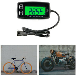 -20 +300℃ Thermometer Real Time Temperature Measuring Instrument For Motorcycle