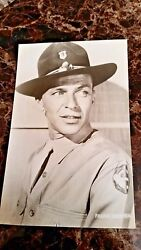 Rare Frank Sinatra Japanese Arcade Exhibit Card Columbia Pictures Stamp Academy