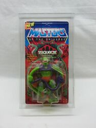 Motu,vintage,sssqueeze,afa 75,masters Of The Universe,moc,sealed,he-man