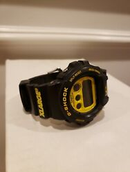 The Hundreds And Xlarge × G Shock Limited Edition