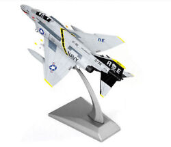 1/100 American F4-c Fighter Aircraft Model Alloy Military Airplane Toy Ornaments
