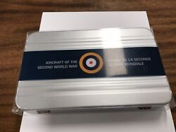 2017 Canadian 20 Silver Coin Set Of 3 - Aircraft Of The 2nd World War