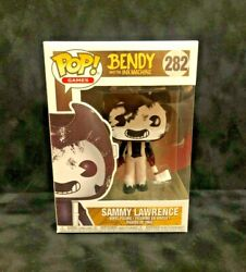 Funko Pop Games Bendy And The Ink Machine Sammy Lawrence Pop 282 Vaulted
