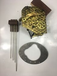 Telechron Electric Clock Movement And Chime Rods