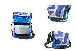Men#x27;s FREITAG Series G5.1 Messenger Backpack Purle Tasche Cycling Bag $80.00
