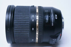 Tamron Sp 24-70mm F/2.8 Usd Vc Lens - Black, For Canon   Read