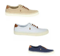 Polo Thorton Canvas Sneaker - Multiple Sizes And Colors | Free Shipping