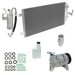 A/c Compressor And Component Kit-cx Vin G Eng Code Lf1 Mfi Fits 2010 Allure
