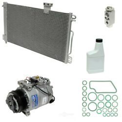 A/c Compressor And Component Kit-compressor-condenser Replacement Kit Uac Kt 2000a