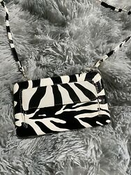 Lot Of 20 Zebra Print Clutch with straps And Checkbook Holder $20.00