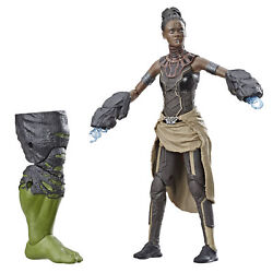 Marvel Legends Series Black Panther Shuri 6 inch Collectible Action Figure
