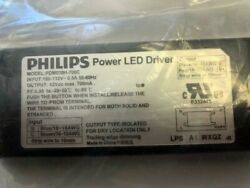 10 Philips Pdm030h-700c Power Supply Led Driver 30w 24v Dimmable Output 10-42v