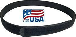 Nylon Inner Waist Belt Police Fire Ems Reversible Made With Loop Face Made In Us