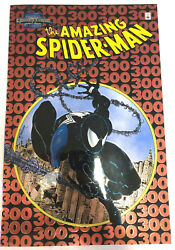 Cover Only Amazing Spiderman 300 Collectible Classics Chrome Chromium Edition