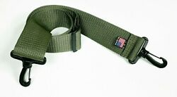 Shoulder Strap with Swivel Hook 2 inches wide Adjustable Heavy Duty Made in USA $9.00