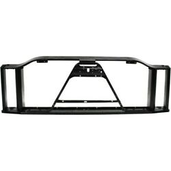 For Chevy Suburban 1500/2500 Radiator Support 2003 04 05 Black Steel Capa